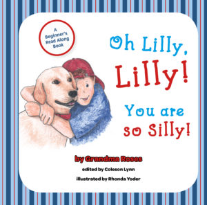 Lilly Book Cover Art